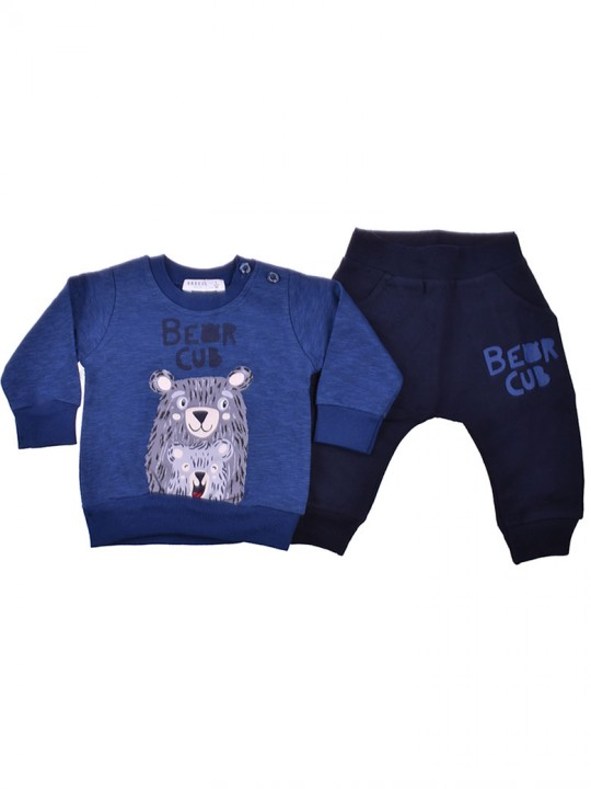 Бебешки комплект за момче Bear Cub