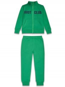 Спортен комплект за момче в зелено