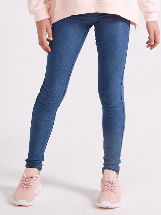Клин имитиращ дънки за момиче