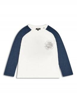 *ИЗЧЕРПАН* Памучна блузка с дълъг ръкав за момче 'Бейзболист'